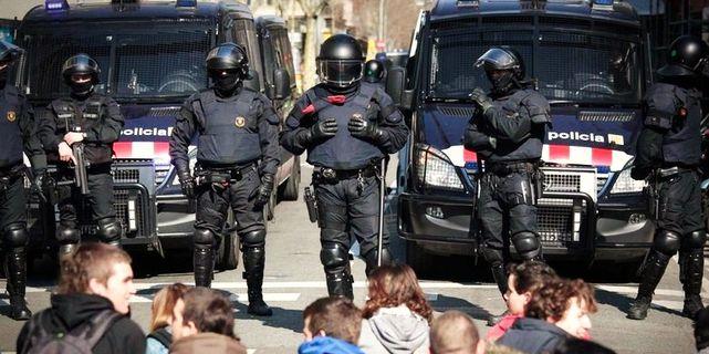 Brigada Movil de Mossos