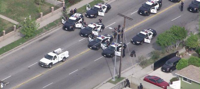 La Policía de Atlanta (EE.UU) dejará de perseguir delincuentes
