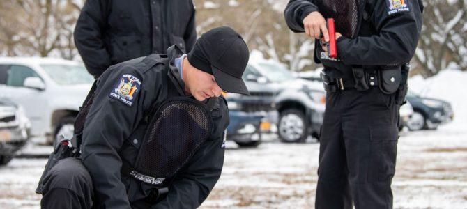 StressVest, entrenamiento policial más realista y eficaz