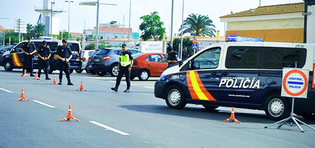 Elementos necesarios para realizar eficazmente un control de tráfico policial