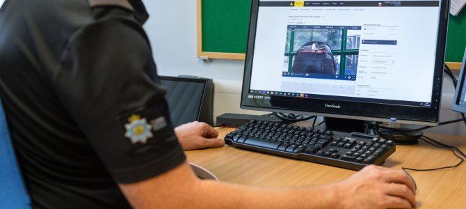 Policía; ahorra tiempo con Evidence.com