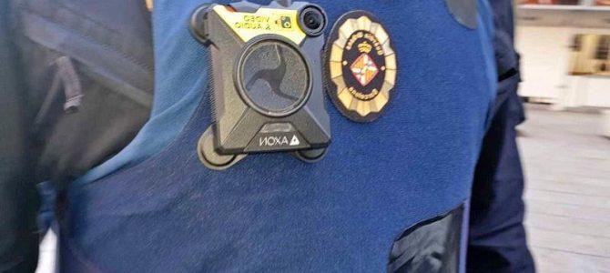 Cuándo se pueden usar las cámaras policiales individuales
