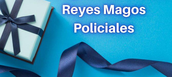 Los 10 🎁 Regalos policiales ideales para tu lista de Reyes Magos 2021
