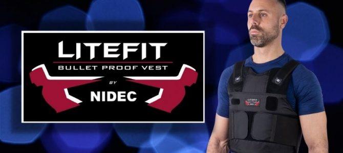 Chaleco antibalas policial LITEFIT™; la protección que necesitas
