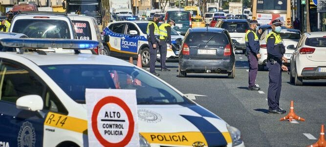 Policía: La guía definitiva de todo lo necesario para un control de tráfico