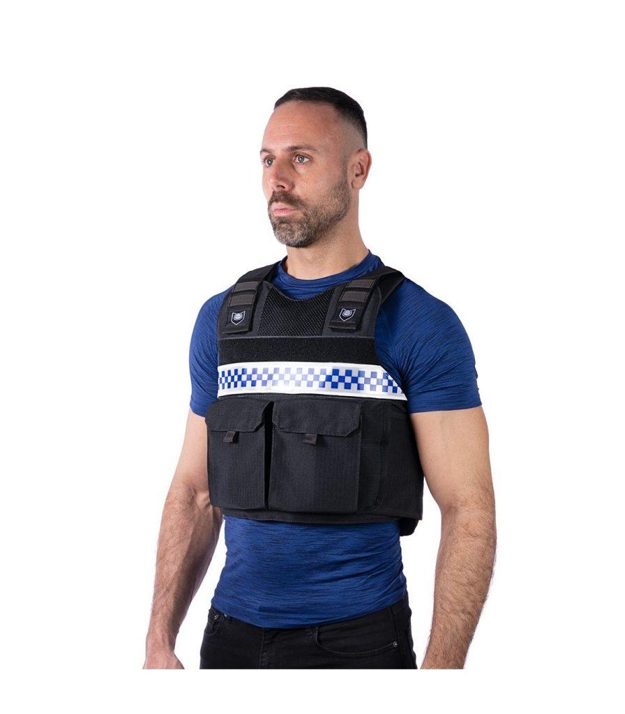La mejor funda para chaleco policial